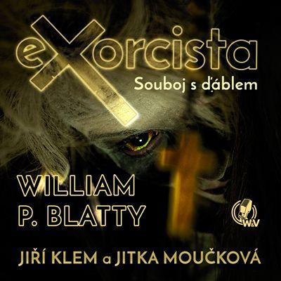 Exorcista: Souboj s ďáblem Obálka knihy